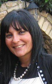 L'attrice Camilla Tavaglione
