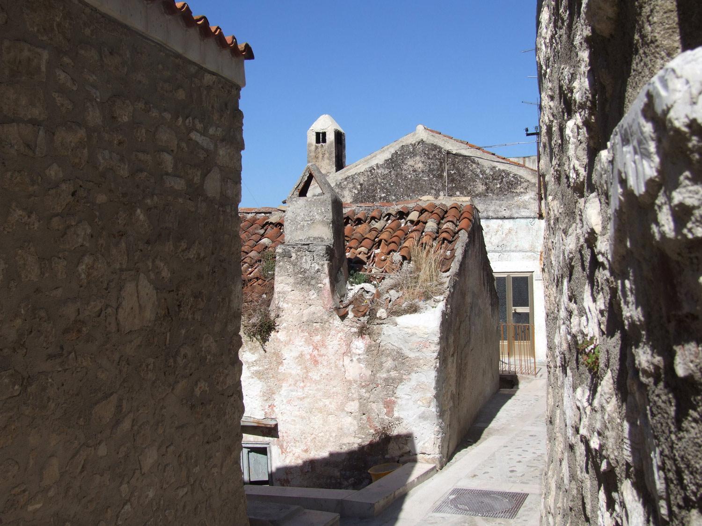 Uno scorcio del centro storico di Vico (ph: G. Berthoud/TuttoGargano)