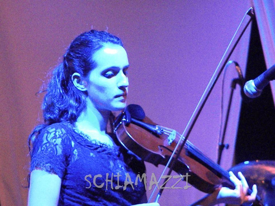 Gabriella Cipriani al Living Festival 2012